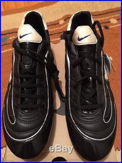 1998 Nike Mercurial 2 Vapor SG NEW, ITALY 12.5 US tiempo superfly R9 ronaldo