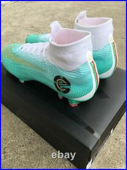 BNIB Nike Mercurial Superfy 6 Elite CR7 154 AJ3547 391 Us 10 IX X XI Vapor