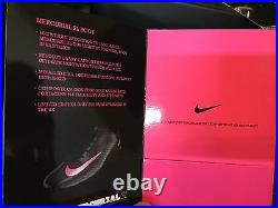 BNIB Nike Mercurial Vapor IV Carbon 406 SL Superfly R9 SG Limited Edition 10,5