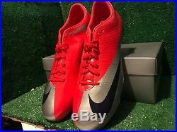 BNIB Nike Mercurial Vapor Superfly V SG Rare Red/Black Cr7 Size 11,5 / 11 US