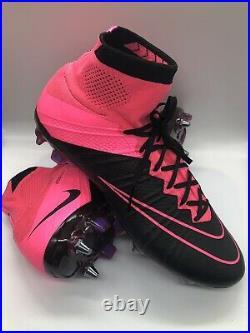 BNWOB Nike Mercurial Superfly IV TC SG Pro Elite Football Boots. Size 8 UK