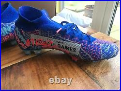 Football Boots Nike Mercurial Superfly 7 Elite SE11 FG Sancho vibez UK 7.5 uk