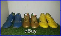 Lot Nike Mercurial Vapor II III R9 Superfly Ronaldo Italy Football Shoes Italy