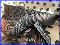 Men Nike Mercurial Superfly 7 Elite FG Cleats Black Size 9.5 New With Bag