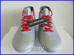 Mens Nike Mercurial Superfly 7 Elite Fg ID Grey-red-gold Sz 6.5 Cj5619-993