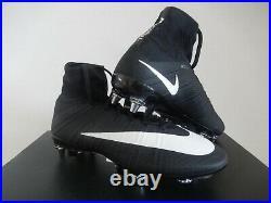 Mens Nike Mercurial Superfly Sg Pro ID Black-white Sz 6 873673-902