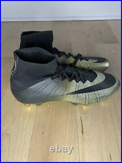 Mercurial Superfly IV CR7 SE'Rare Gold' SG EXTREMELY LIMITED US 8.5