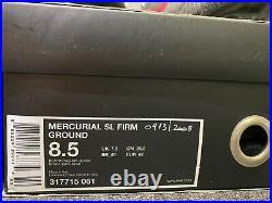 Mercurial Vapor SL FG US 8.5 2008 Superfly