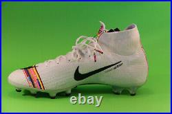 NEW Nike Mercurial Superfly 6 Elite CR7 AG-PRO AJ3546-109 Men`s Soccer US Size 9