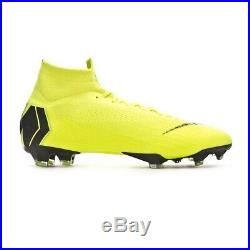 NEW Nike Mercurial Superfly 6 VI 360 Elite FG Volt Soccer Vapor