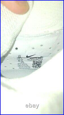 NEW Nike Mercurial Superfly 7 Elite FG White (AQ4174-100) Men's Size 10