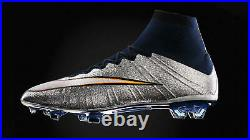 NEW Nike Mercurial Superfly IV CR7 Silverware SE FG 677927-003 US SIZE 10