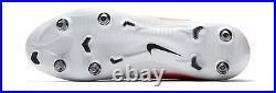 NIKE MERCURIAL SUPERFLY V SG-PRO Racer Pink/White 831956-602 US MEN SZ 7.5