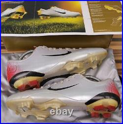NIKE MERCURIAL VAPOR III 3 FG 43 US 9,5 UK 8,5 R9 Fußballschuhe Superfly SL R9