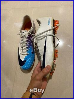 NIKE MERCURIAL VAPOR SUPERFLY II CARBON WINDCHILL US 8.5 RARE Limited Classic
