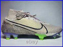 (New Men's 10) Nike Mercurial Superfly 7 Elite FG Soccer Cleats (AQ4174-006)