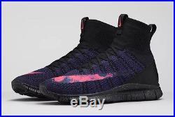 Nike Free Flyknit Mercurial Superfly Savage Beauty Ronaldo 805554-002 Size 13