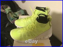 Nike Free Mercurial Superfly HTM Volt Mens Size 10.5 Training Running