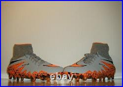 Nike HyperVenom Phantom 2 II FG NEYMAR SAMPLE 9.5 Mercurial Vapor Superfly Cleat