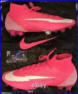 Nike Mecurial Superfly 7 KM Elite FG ACC Soccer Cleats Size 9.5 DB5604-611 RARE