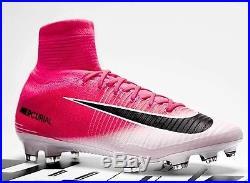 Nike Men Mercurial Superfly V Df Fg Soccer Cleats High Top 831940 601