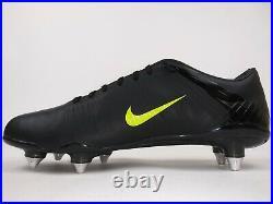 Nike Mens Rare Mercurial Vapor Superfly SG 354554 071 Black Soccer Cleats 9.5
