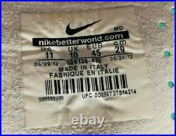 Nike Mercuial Vapor VIII FG 509136-486 Italy superfly carbon Teijin CR7 ACC