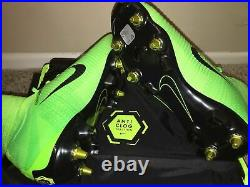 Nike Mercurial Flyknit Superfly V SG Pro ACC AntiClog Soccer Cleats Size 10.5