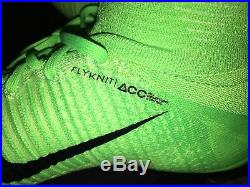 Nike Mercurial Flyknit Superfly V SG Pro ACC Anti-Clog Soccer Cleats