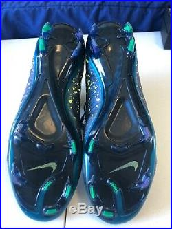 Nike Mercurial Superfly 4 IV Fg Size 10 Soccer Cleats Electro flare Rare