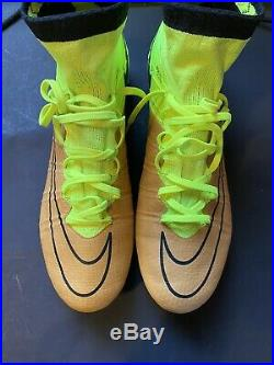Nike Mercurial Superfly 4 IV Fg Tech Craft Soccer Cleats Boots 9 Us