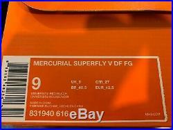 Nike Mercurial Superfly 5 DF FG