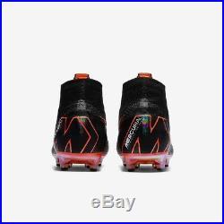 Nike Mercurial Superfly 6 360 Elite AG Pro Black ACC Uk Size 9 AH7377-081