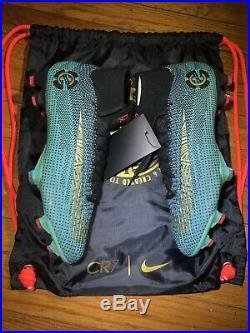 Nike Mercurial Superfly 6 Chapter6 CR7 US9 R9 Elite Neymar Mbappe Vapor