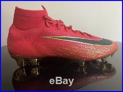 Nike Mercurial Superfly 6 ELITE CR7 FG Limited Edition China Size 9 US 8 UK