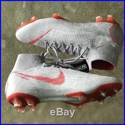 Nike Mercurial Superfly 6 Elite 360 FG ACC Soccer AH7365-060 Men's Size 9.5