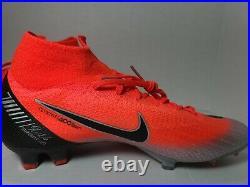 Nike Mercurial Superfly 6 Elite CR 7 ACC FG soccer Cleat AJ3547-600 Sz 9 Mens