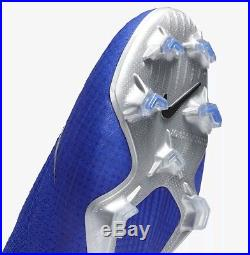 Nike Mercurial Superfly 6 Elite FG 360 AH7365-400 Soccer Cleats Sz 9 Racer Blue