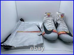 Nike Mercurial Superfly 6 Elite FG Level Up AJ3547 009 SIZE 7.5 NIB