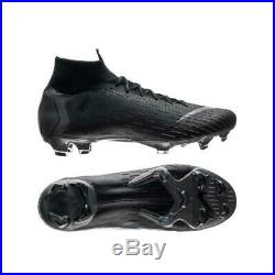 d577f0aff42 Nike Mercurial Superfly 6 Elite FG Soccer Cleats Black AH7365-001  275  RETAIL