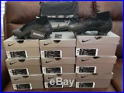 Nike Mercurial Superfly 6 Elite FG Soccer Cleats Black AH7365-001 Size 9 Mens