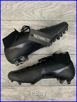 Nike Mercurial Superfly 6 Elite FG Soccer Cleats Mens Size 9 Black AH7365-001