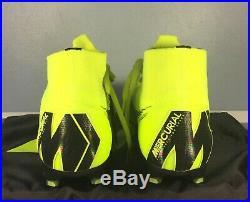 Nike Mercurial Superfly 6 Elite FG. (Sz UK 8) (AH7365 701)