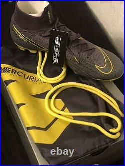 Nike Mercurial Superfly 6 Elite FG Thunder Grey Size 11