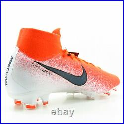 Nike Mercurial Superfly 6 Elite Fg AH7365 801 Crimson Football Boots