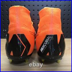 Nike Mercurial Superfly 6 Elite SG Pro Soccer Cleats AH7366-810 Mens Size 13