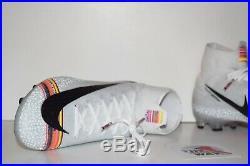 Nike Mercurial Superfly 6 VI Elite AG PRO 360 Lvl Up Safari AJ3546 109 CR7