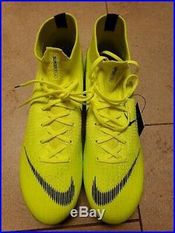 Nike Mercurial Superfly 6 VI Elite SG Soccer Cleat AH7421-702 Sz 10
