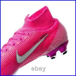 Nike Mercurial Superfly 7 360 Elite Mbappe Rosa Football Boots Uk Size 9 EU 44