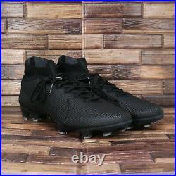 Nike Mercurial Superfly 7 Elite 360 ACC Cleats Black AQ4174-001 Men Size 12
